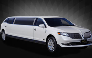 White Luxury Limo