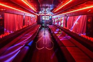 Party Limo Bus Washington DC
