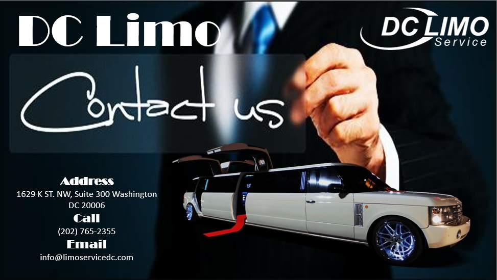 Washington DC Wedding Limos