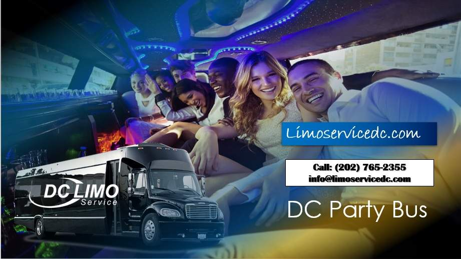 DC Party Buses