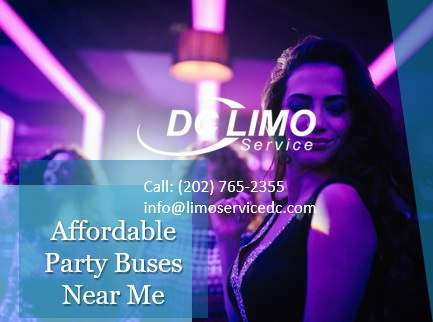 Cheap Party Buses Near Me